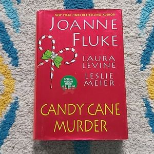 Candy Cane Murder - Hardcover